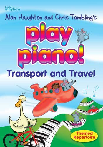 Play Piano 3 Transport & Travel