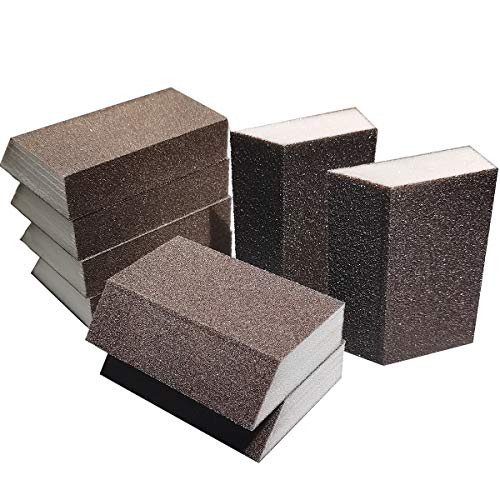 Top sanding sponge medium grit for 2020