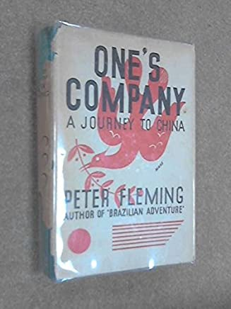 Ones Company. A Journey to China