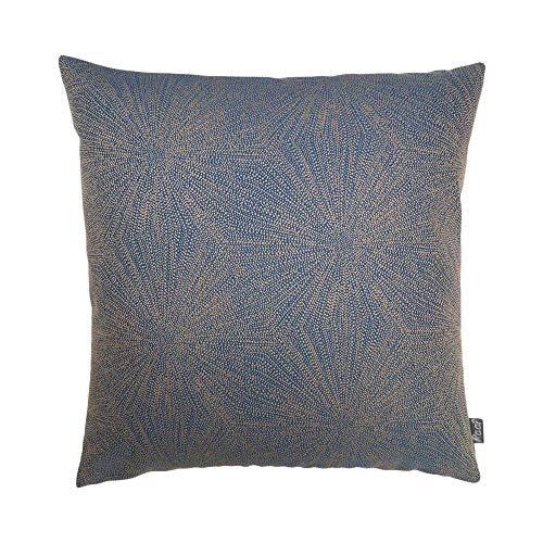 Raaf Kussen Lauffer blauw 50x50 cm