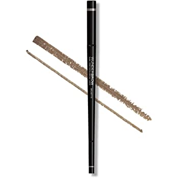 Wunder2 Dual Precision Brow Liner - Long Lasting Eyebrow Pencil for Eyebrow Makeup,Brunette, 0.001 Ounce (DUAL_LINER_BR)