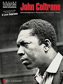 John Coltrane - a Love Supreme