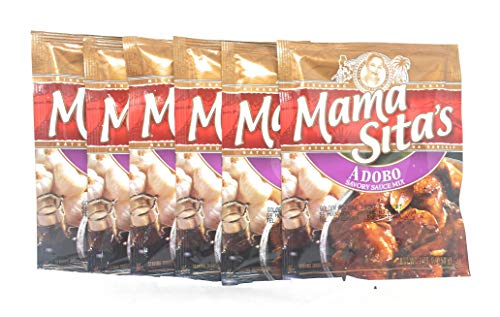 Mama Sita's Adobo (Savory Sauce Mix) - 1.76o Ounce (Pack of 6)