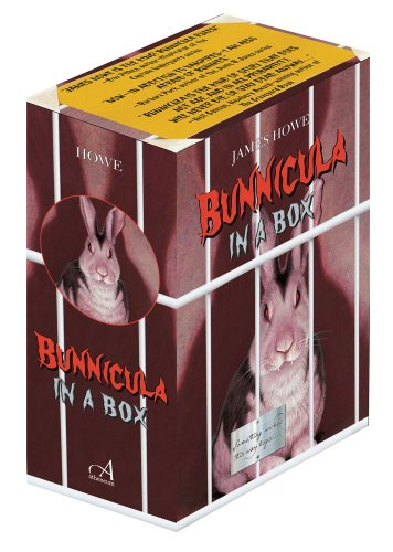 Compare Textbook Prices for Bunnicula in a Box: Bunnicula; Howliday Inn; The Celery Stalks at Midnight; Nighty-Nightmare; Return to Howliday Inn; Bunnicula Strikes Again; Bunnicula Meets Edgar Allan Crow Bunnicula and Friends Boxed Set Edition ISBN 9781442485211 by Howe, James,Payne, C. F.