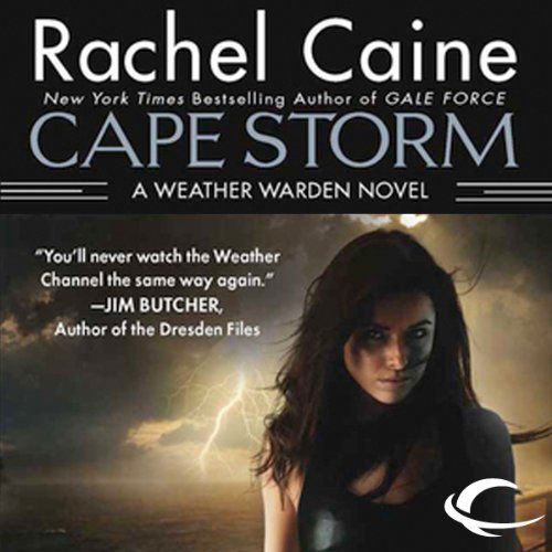 Cape Storm cover art