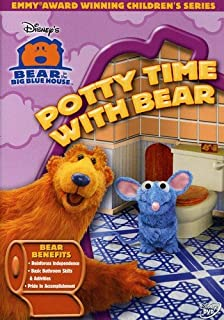 Bear in the Big Blue House - Potty Time With Bear