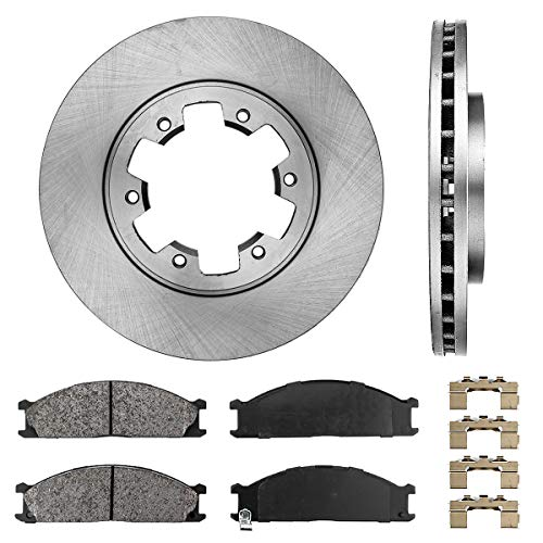 nissan 1988 disc rotors - 4
