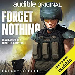 Forget Nothing cover art