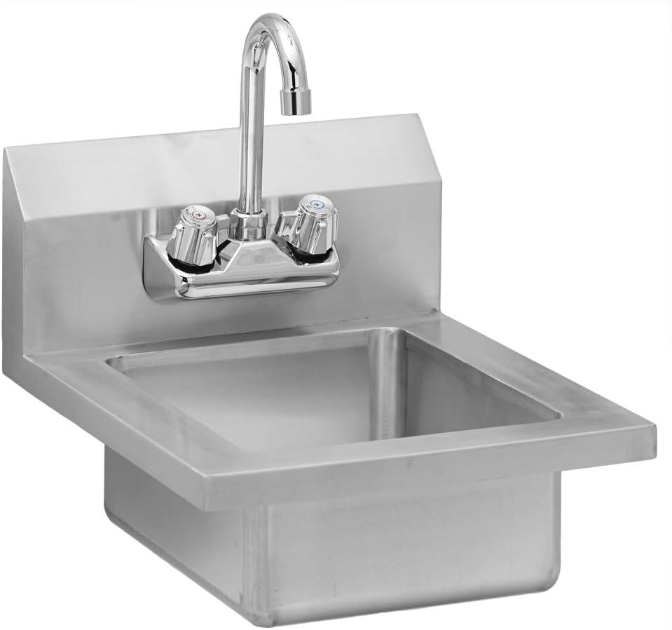 Fenix Sol Wall Mounted Hand Sink 11