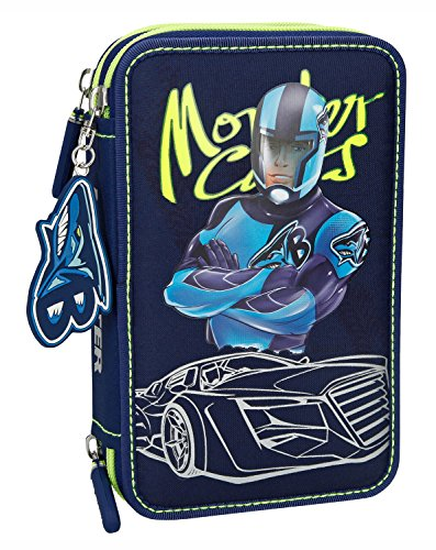 Monster Cars 10006 Trousse 3 choulgan-tach E