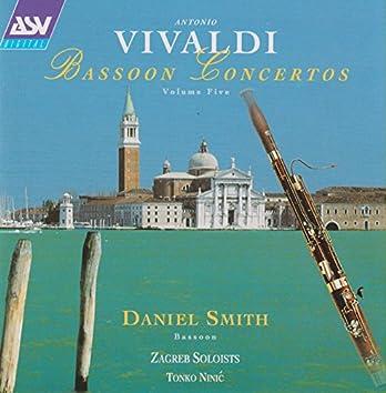 Antonio Vivaldi: Bassoon Concertos Vol. 5