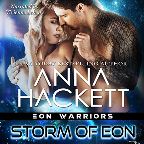 Storm of Eon Audiobook By Anna Hackett cover art