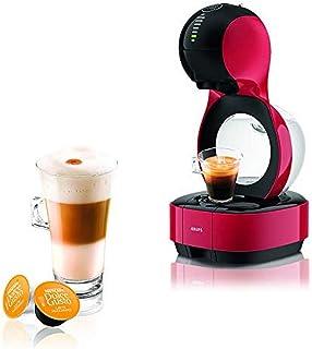 Krups YY3044FD Machine à Café Nescafé Dolce Gusto Lumio Capsules Cafetière Multi Boissons Chaudes Froides Expresso Lungo T...