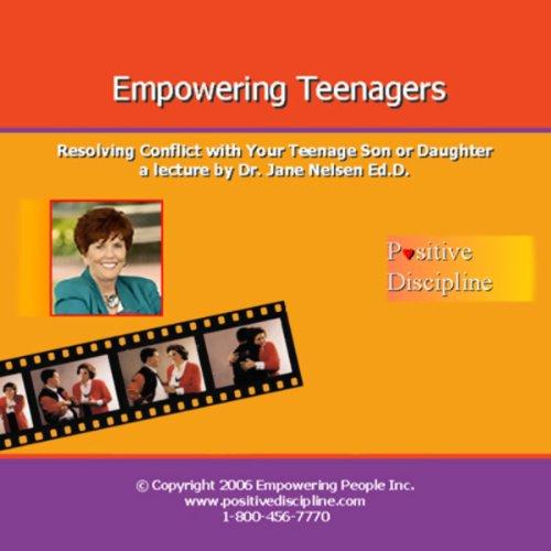 Empowering Teens audiobook cover art