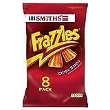 Frazzles Crispy Bacon 8PK -