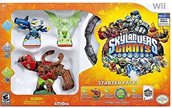 Skylanders: Giants Starter Kit   Nintendo Wii