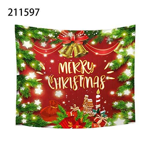 Tapices tapices, tapices navideños colgantes manta
