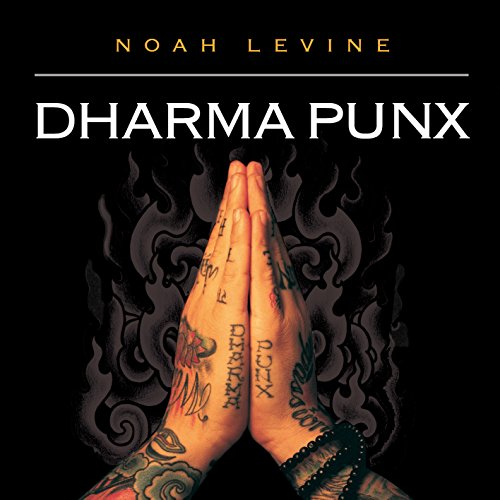 Dharma Punx audiobook cover art