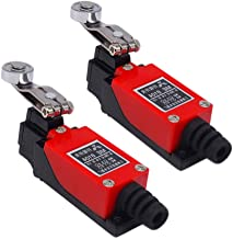 tatoko Roller Lever Arm Momentary Limit Switch ME-8104 1NC+1NO 2PCS