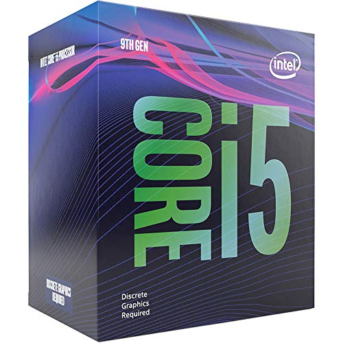 Intel Core i5-9400F 2.9GHz LGA1151 9M Cache Box CPU, BX80684I59400F