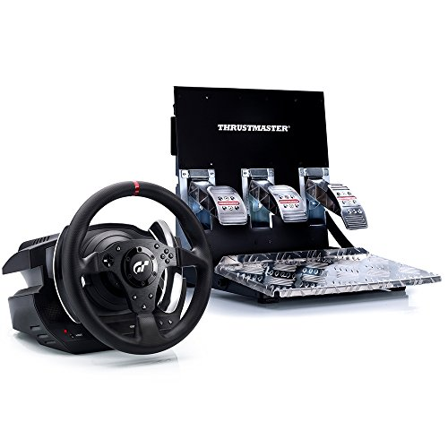 Thrustmaster T500 RS (Lenkrad inkl. 3-Pedalset, PS3 / PC)