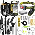 klola Professional Emergency Survival Kit