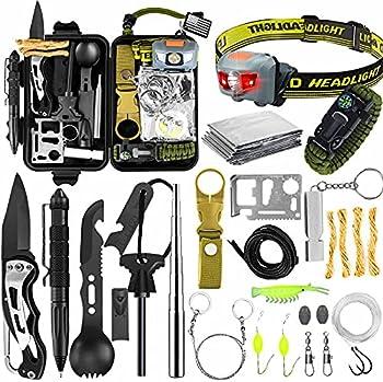 klola Professional Emergency Survival Kit