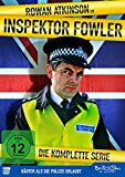 Inspektor Fowler - Die komplette Serie [3 DVDs] - Rowan Atkinson