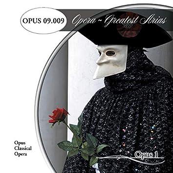 Opera: Greatest Arias