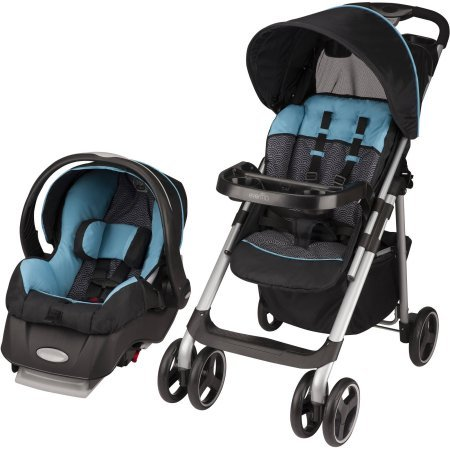 Evenflo Vive Sport Infant Travel System, Koi