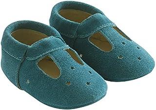 Tichoups Chaussures b/éb/é cuir souple Poupi souris 16//17