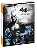 Batman Arkham City Armored Edition Signature Series Guide - BradyGames - 18/11/2012