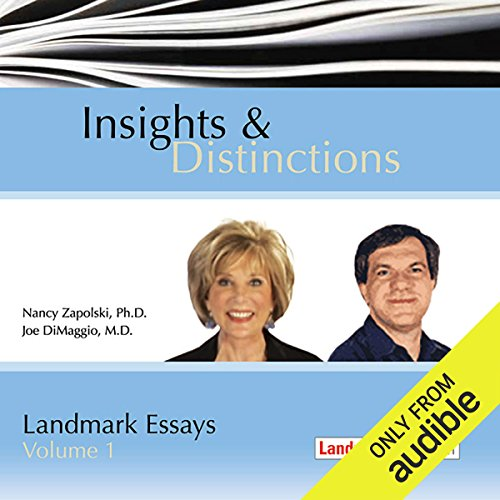 Insights & Distinctions cover art