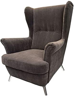 VS Venta-stock Pack 2 sillones/butacas Madrid Color Gris ...