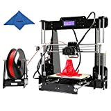 Anet A8 High Precision Desktop 3D Printer Kits Reprap i3 DIY Self...