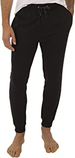 Fruit of the Loom Signature Men's Poly-Rayon Double Knit Jogger Sleep Pant