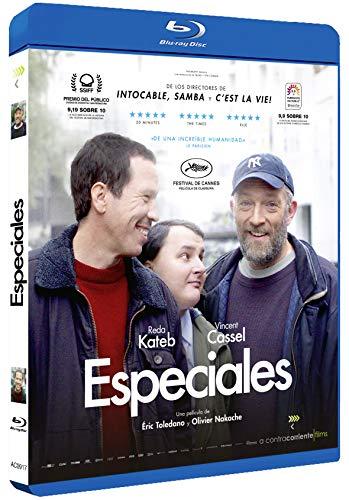 Especiales [Blu-ray]
