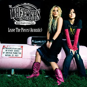 Leave The Pieces (Australian Maxi)