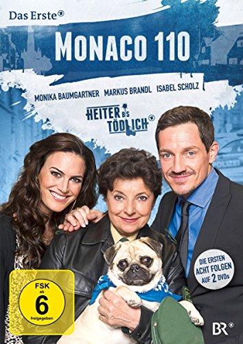 Monaco 110 - Staffel 1 [2 DVDs]