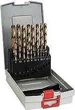 Bosch 19-pieces Probox metal Drill bit Set HSS-TiN titanium coating -2608587015
