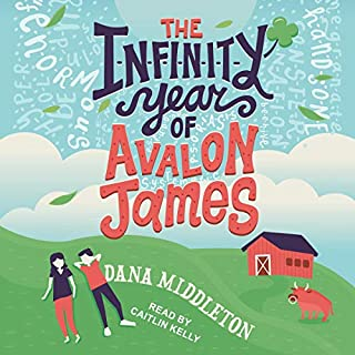 The Infinity Year of Avalon James                   By:                                                                                                                                 Dana Middleton                               Narrated by:                                                                                                                                 Caitlin Kelly                      Length: 5 hrs and 24 mins     Not rated yet     Overall 0.0