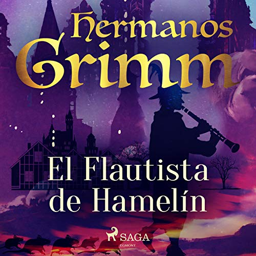 El Flautista de Hamelin cover art