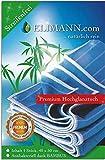 Elimann Bambus Tuch Reinigung Hochglanz für...