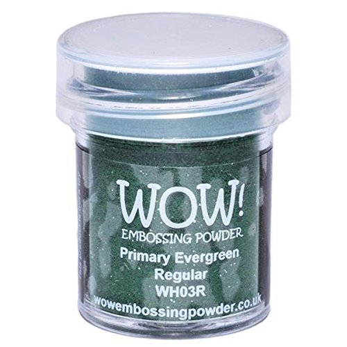 Wow ! Embossage Poudre 15Ml-Evergreen