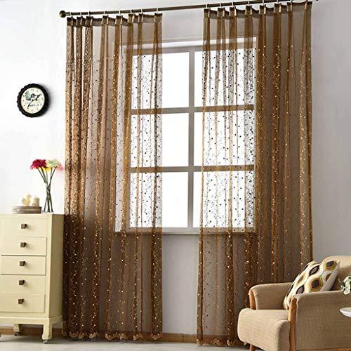 cortina visillo comedor fabricante TTJJ