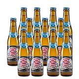 Lot de 12 bouteilles de bière Rince Cochon Blonde 8,5° 33 cl