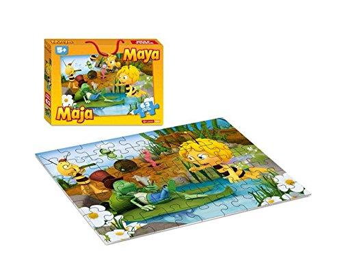 Studio100 - 0625275 - Puzzle De Sol - Maya - 63 Pièces