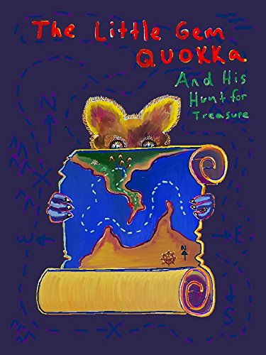 The Little Gem Quokka And His Hunt for Treasure (English Edition)