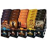 Martello Kaffeekapseln PROBIERSET UTZ Zertifiziert Nachhaltig und Fair Von Hand Gepflückt Master Packung 200 Kapseln (20 x 10), Für MARTELLO-Kapselmaschinen