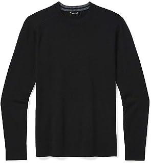 Smartwool Men's Sparwood Lightweight Performance Long Sleeve Crew Sweater